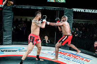 08 Victor McCullough vs John King in a 205 lb professional kickboxing bout